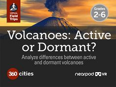 Explore volcanoes across the world with this ready-to-teach, interactive lesson plan from Nearpod.