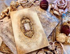 Ornaments Design, Book Making, Box, Snare Drum