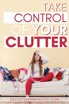 Is it possible to have a clutter-free home when you are a messy person? It sure is and my tips will help you to finally learn to be messy and organized!