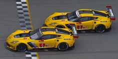 Carrera histórica en Le Mans