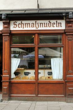 Schmalznudel, Munich, for donuts