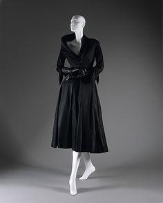 """""""Abandon"""" Christian Dior 1948-49"""