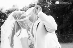 Bride & Groom Kisses #photography #wedding #kiss #love #country #spartanburg #sc
