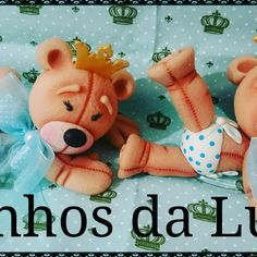 Ursinho príncipe  Sonhos da Lu