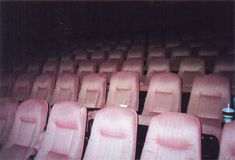 Find images and videos about pink, vintage and grunge on We Heart It - the app to get lost in what you love. Regina George, Pink Movies, Damien Chazelle, Sayaka Miki, Petra Collins, Everything Pink, Soft Grunge, Movie Theater, Theater Seats