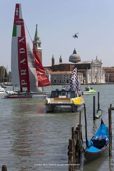 Luna Rossa makes the home crowd happy