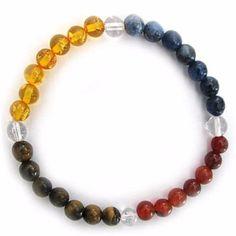 Gemstone ENERGY BRACELET Crystal Healing - JOY - Crystal Rock Emporium