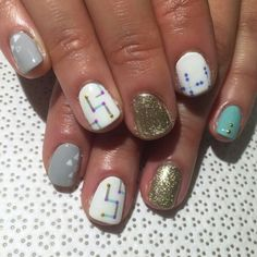 #vanityprojects #handpainted #gelnails