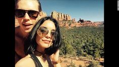 "Vanessa Hudgens under investigation for an Instagram Upload   ""Grease: Live!"" star Vanessa Hudgens and model/actor boyfriend Austin Butler are in a bit of hot water after a romantic Valentine's Day weekend in Sedona Arizona.  Hudgens who came to fame starring in Disney's 2006 hit ""High School Musical"" posted an Instagram picture of the love birds' names carved into the rock surrounded by a heart. (The post has since been removed.) There's just one problem: The carving may be located in the…"