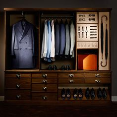 Kingsman The Secret Service and Mr Porter collection - Savile Row, London