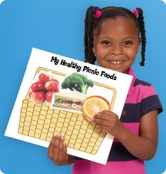 Great for talking about healthy foods.