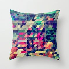Atym Throw Pillow by Spires - $20.00