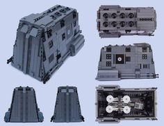 Barge1 by Rogue Bantha