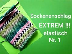 super elastic stitch stop for socks ! super elastic stitch stop for socks ! Knitting Websites, Knitting Blogs, Knitting Socks, Free Knitting, Knitting Patterns, Knitted Blankets, Knitted Hats, Learn How To Knit, Couture