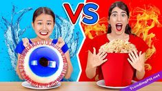 RED VS BLUE COLOR CHALLENGE || Eating Everything Only In 1 Color For 24 Hours By 123 GO! CHALLENGE Ancient Egypt Books, Rich Vs Poor, Red Vs Blue, Epic Games, Trending Videos, Everything, Challenges, Cold, Truths