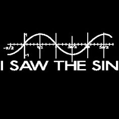 It opened up my eyes, I saw the sin...