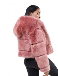 884879e35 13 Best Pink & Fluffy images in 2018 | Pink, Fur Coat, Coat