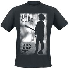Boys Don't Cry - T-Shirt by The Cure