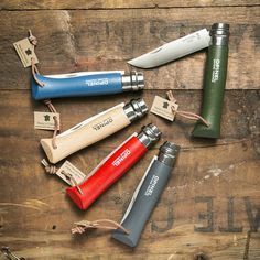 Opinel Pocket Knife - Cool Material
