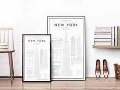 New York by David Ehrenstråhle