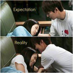 Heirs. Yes, there is a lot of ways you can pick this show apart but in the ends. The adorbs!