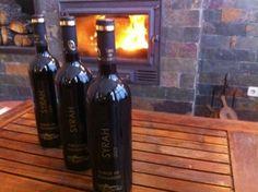 Cata de vinos de Bodega Fuentegalana Syrah 2009 con 12 meses de barrica