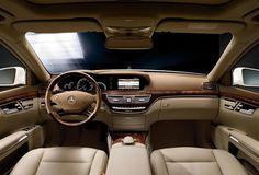 Mercedes-Benz S-classe (W221).