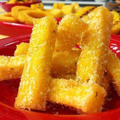 Polenta Frita enviada por Mais Você no dia 16/08/2012