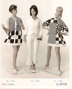 1960's Decter mannequins