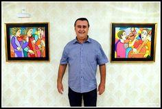 DOIN - ARTISTA PLÁSTICO -http://www.artistadoin.yolasite.com/: WILSON LAMBERTO DOIN - INAUGURAÇÃO DO EDIFÍCIO SON...