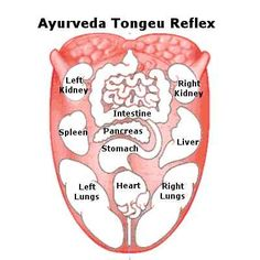 Ayurvedic Healing, Ayurvedic Medicine, Holistic Healing, Natural Medicine, Acupressure Treatment, Health Chart, Tongue Health, Ayurveda Yoga, Traditional Chinese Medicine