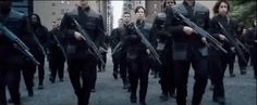 "Following their commands. | The Most Important Moments From The New ""Divergent"" Trailer"