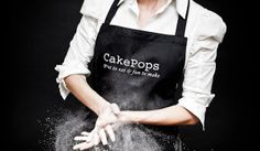 Julie Pop Bakery by Bureau Rabensteiner , via Behance Designing an apron is a nice touch to a full branding package. Bakery Identity, Restaurant Identity, Brand Identity, Corporate Design, Branding Design, Logo Design, Branding Ideas, Graphic Projects, Stationary Design