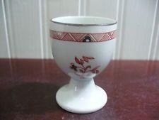 Wedgwood Small Vintage Porcelain Kashmar Floral Motif Egg Cup
