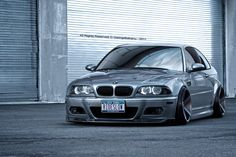 e46 the best looking ///M3's in my opinion