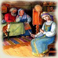 Ion Creangă- Fata babei şi fata moşneagului