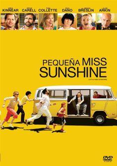 Pequeña miss Sunshine [Vídeo-DVD] / directores Jonathan Dayton y Valerie Faris