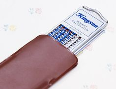Kingson Pocket Calculator with Stylus, Vintage Collectible Item, Antique Calculator Math Gift for Dad, Geek Gift for Him, Nerd Gifts for Men Geek Gifts For Him, Nerd Gifts, Gifts For Dad, The Middle Show, Stylus, Calculator, Things To Come, Geek Stuff, Pocket