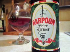 Harpoon Winter Warmer: This is a delicious Christmas beer with a balanced amount of cinnamon and nutmeg. It provides a subtler alternative to Sly Fox's 2013 Christmas Ale. $10.