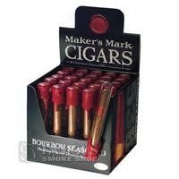 Bourbon soaked cigars.