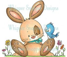 Whipper Snapper~ Sweet Bunny