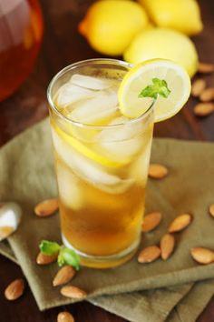 Almond Iced Tea {