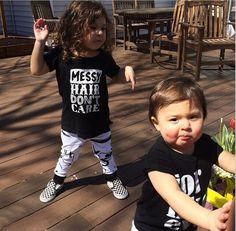 2017 Summer Baby Boys Girls Clothing Set Cute Cotton T-shirt+pants 2pcs Set Bebe Clothes Set Infant Children Sport Suit #Affiliate