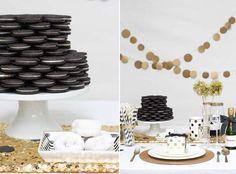 Faça você mesmo: Torre de biscoitos | http://www.blogdocasamento.com.br/torre-de-biscoitos/