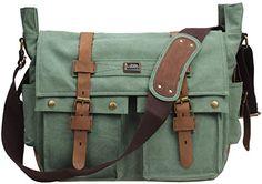 Iblue Vintage Canvas Cross Body Laptop Messenger Bag Coll... https://www.amazon.com/dp/B00VJUXPEI/ref=cm_sw_r_pi_dp_x_i.W3xbK090EVR