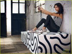 Selena Gomez Takes Selfies For Adidas NEO Summer Collection Campaign! | selena gomez adidas neo summer campaign 08 - Photo
