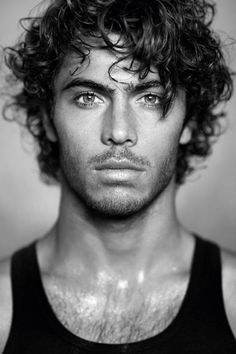 Lucio (character) :: Pierre Louis Costes (model? Athlete? Spanish Actor? No matter)