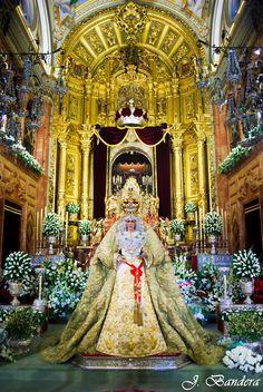 Las Fotografías de Bandera: La Señora de San Gil, Esperanza de Sevilla
