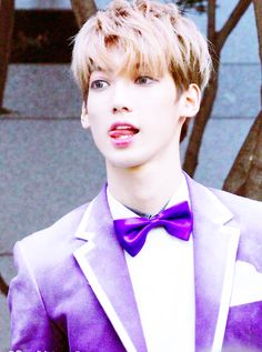 #Boyfriend #Jo Twins #Jo Youngmin