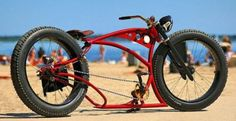 40 Unusual & Unique Bicycles Seen Around the World Cruiser Bikes, Cool Bicycles, Cool Bikes, Rat Bikes, Chopper Moto, Harley Davidson, Trike Scooter, Bicycle Pictures, Motorcycle Wallpaper